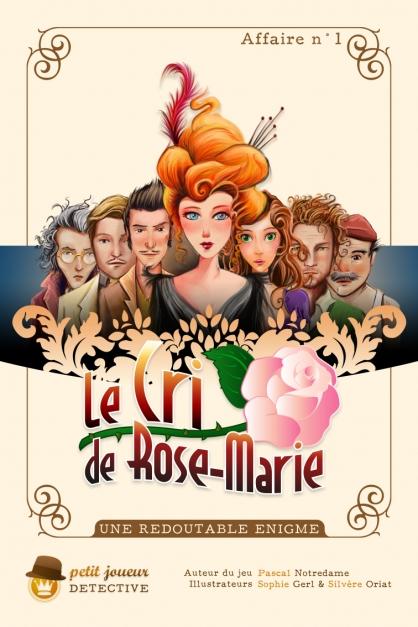 Affiche Le Cri de Rose-Marie