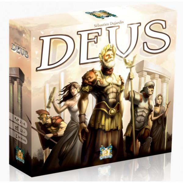 Deus, un jeu qui surfe sur la vague hipster