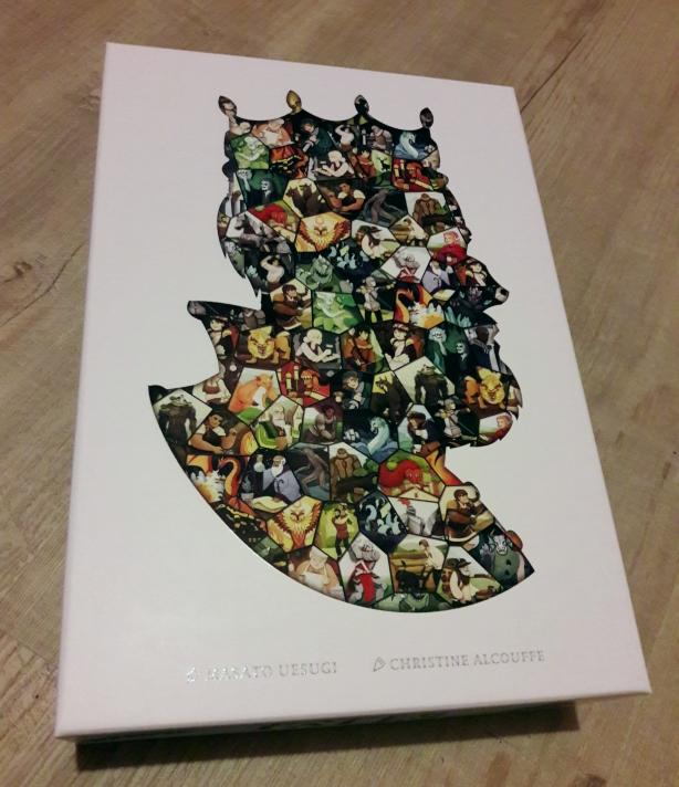 La magnifique couverture de Paper Tales