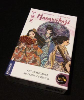 Boîte de Hanamikoji