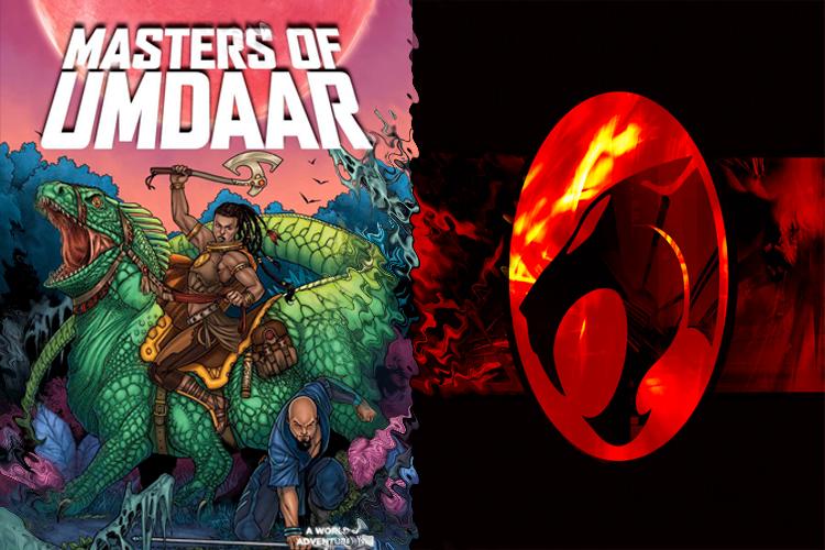 Les maîtres d'Umdaar la couverture - Logo Csmocats