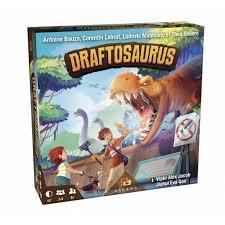 couverture de la boite de Draftosaurus