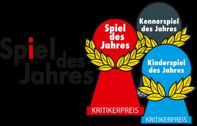 le logo du Spiel des Jahres