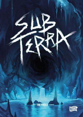 couverture de boite du jeu Sub Terra