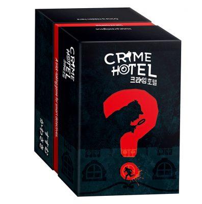 Boite du jeu Crime Hotel
