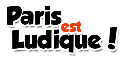 Logo de Paris est Ludique