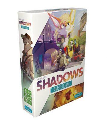Boite du jeu Shadows : Amsterdam