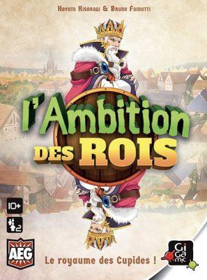 boîte du jeu L'Ambition des rois