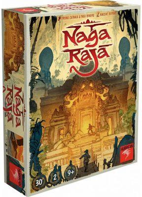 boîte du jeu Nagaraja