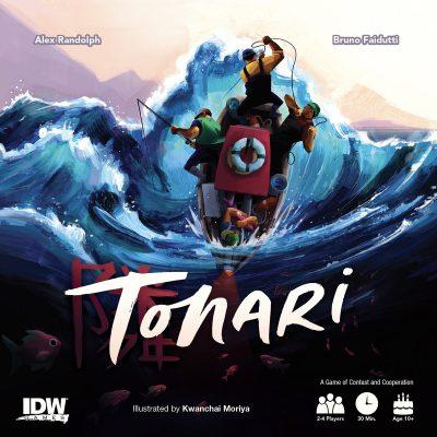 Boîte du jeu Tonari