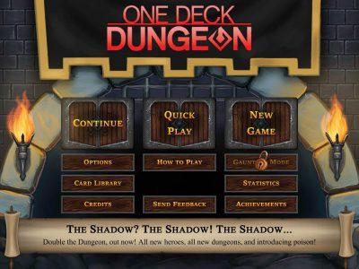 La page d'accueil façon jeu vidéo 16 bits
