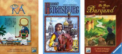 couvertures de jeux allemands