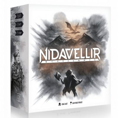 Image de la boite du jeu Nidavellir