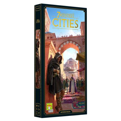 7 Wonders Cities - Nouvelle Edition