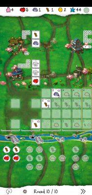 L'écran du jeu