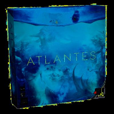 Couverture du jeu Atlantes