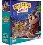Couverture de la boîte de Détective Charlie