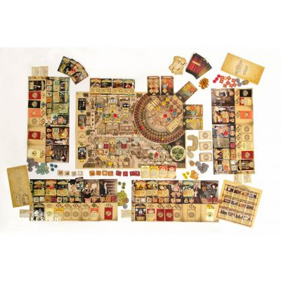 trickerion : legends of illusion - materiel