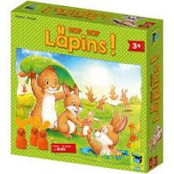 La boîte de Hop hop lapins