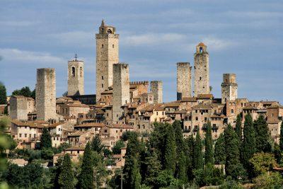 tours de San Gimignano