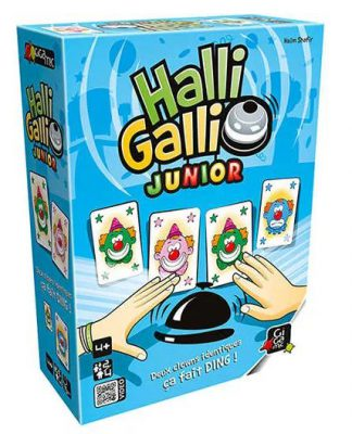 Halli Galli Junior - Boîte