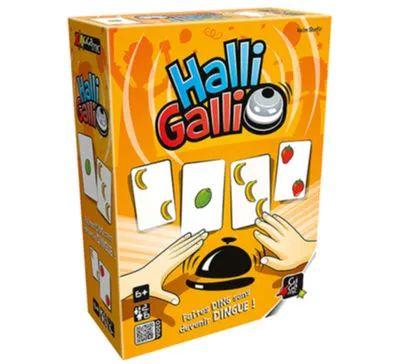 Halli Galli - Boîte