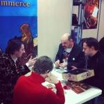 Chez Le Joueur : Guillaume Besançon et Bruno Cathala