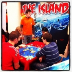 The Island la réédition de Escape From Atlantis chez Asmodee